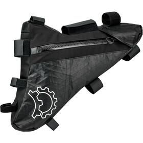 Revelate Designs Mukluk Carbon Sacoche pour cadre de vélo S, black